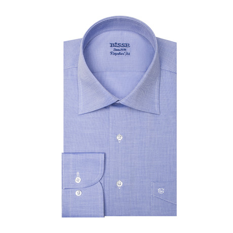 Honolulu LS Classic Shirt // Blue