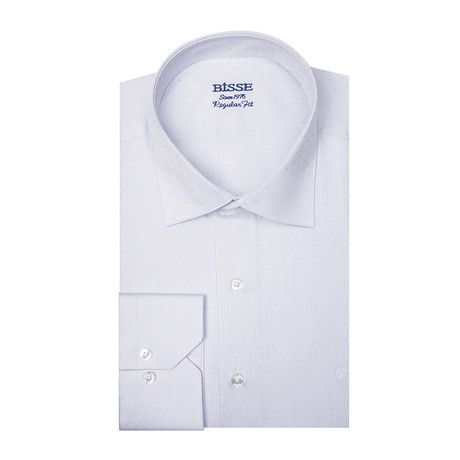 Lincoln LS Classic Shirt // Grey