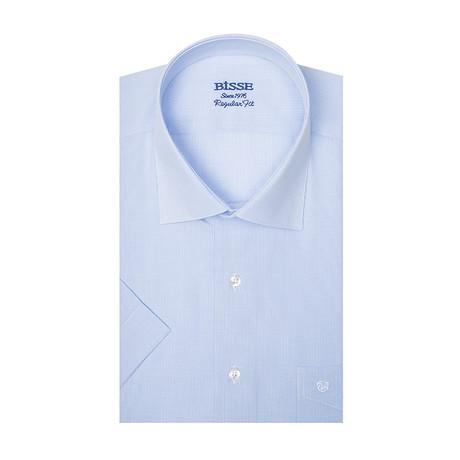 Austin SL Classic Shirt // Blue
