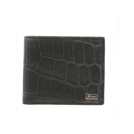 Bi-Fold Wallet // Ink