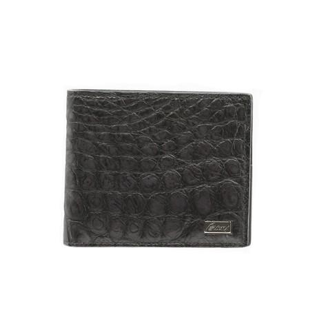 Bi-Fold Wallet // Charcoal