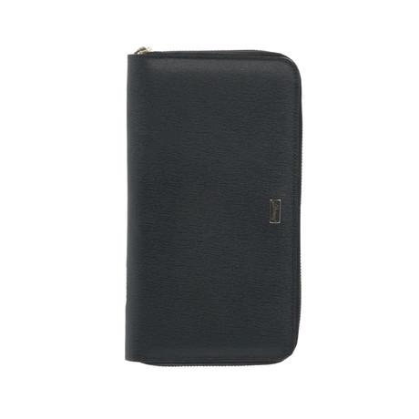 Zip Wallet // Midnight Blue