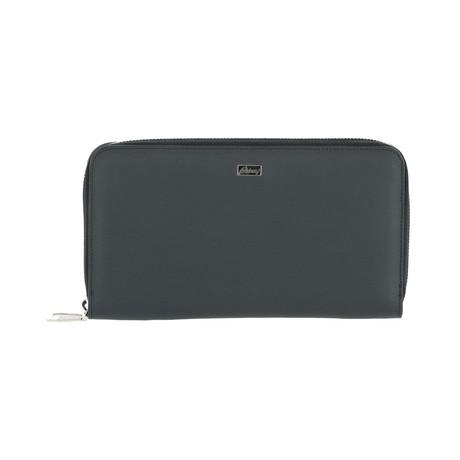 Zip Wallet // Navy