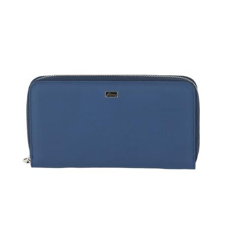 Zip Wallet // Regenly Blue