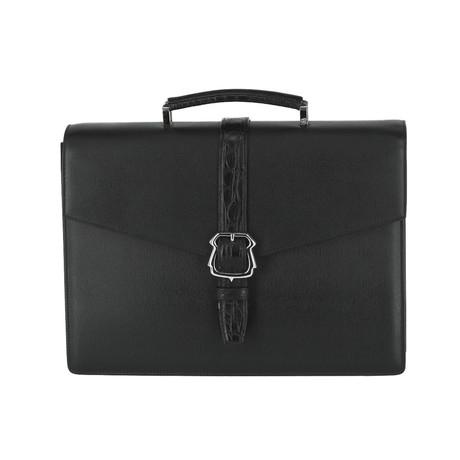 Business Briefcase // Black