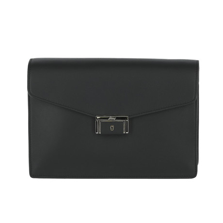 Business Briefcase // Onyx