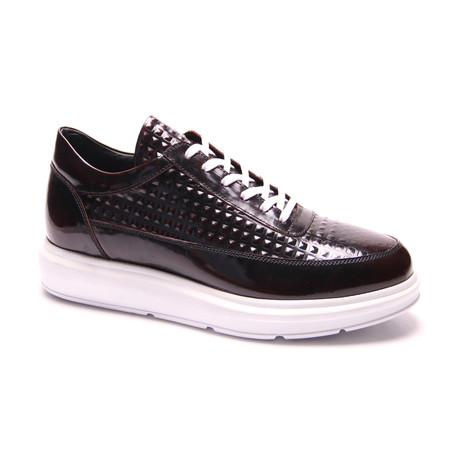 E. Goisto // Anibal Sneaker // Bordeaux (Euro: 40)