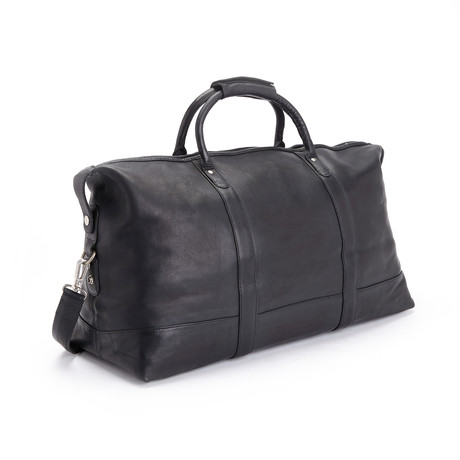 Weekender Duffel Bag // Colombian Leather