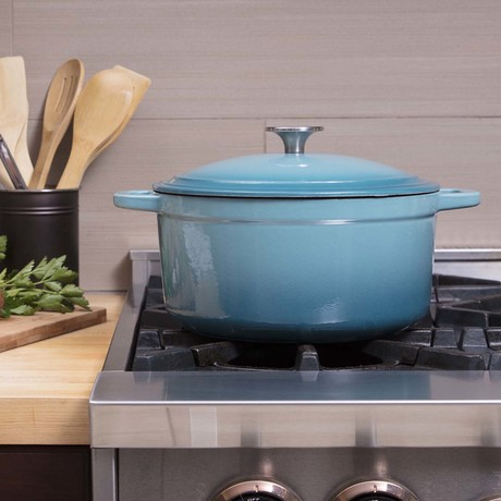 Dutch Oven // Teal