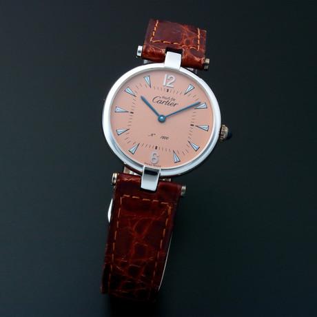 Cartier Must de Cartier Limited Edition Quartz // Pre-Owned