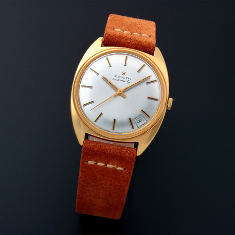 Zenith Date Automatic // Pre-Owned