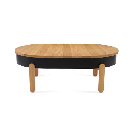 Black Batea // Large Oak
