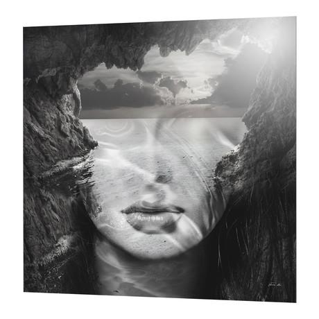 Rocks // Aluminum Print