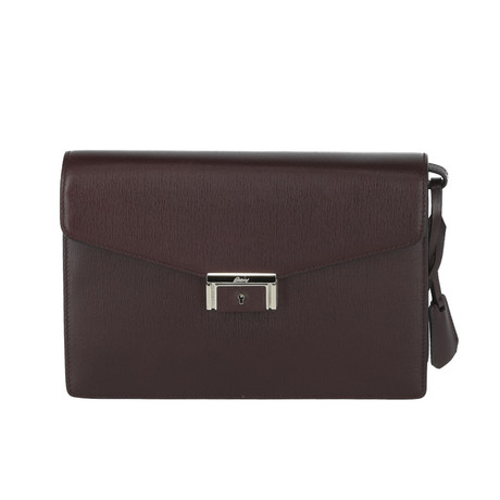 Travel Toiletry Bag // Oxblood