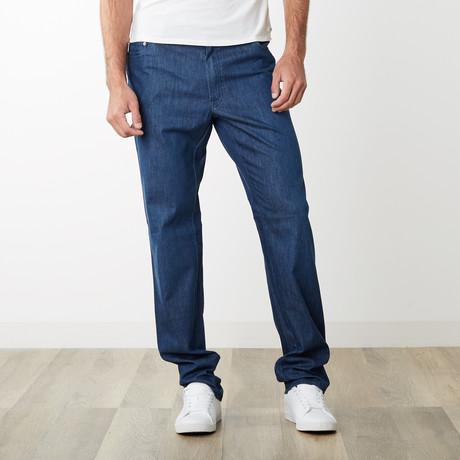 Tulliu Five Pocket Regular Fit Denim // Blue (31)