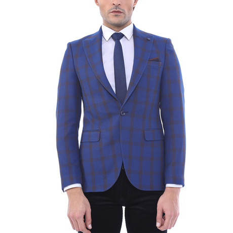 Harry Blazer // Blue (Euro: 44)