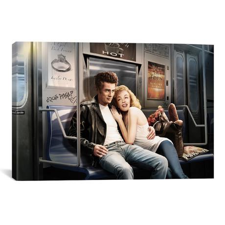 Subway Ride // JJ Brando