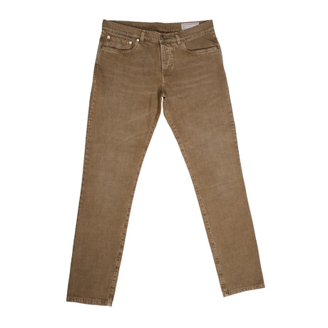 Lon Pants // Mustard