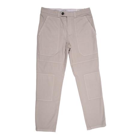 Bradford Pants // Beige (32WX32L)