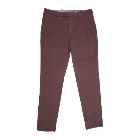 Filiberto Pants // Brown