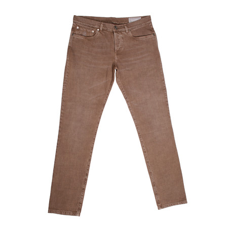 Craig Pants // Brown