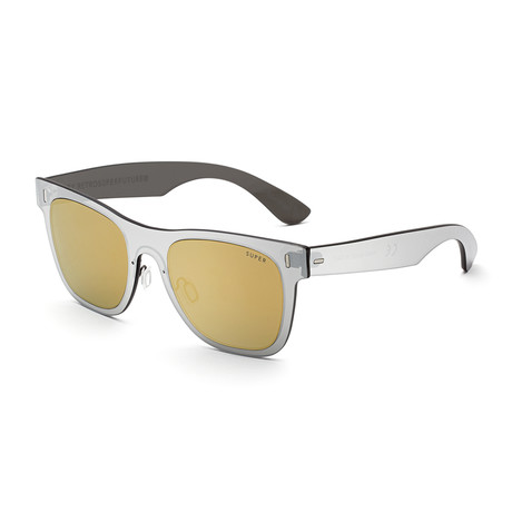 Duo Lens Classic // Gold Silver
