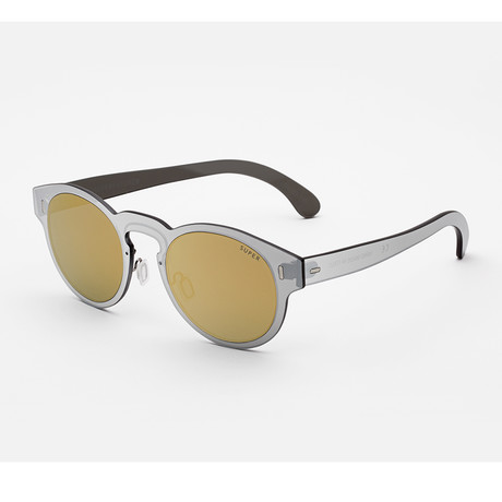 Duo Lens Paloma // Gold Silver