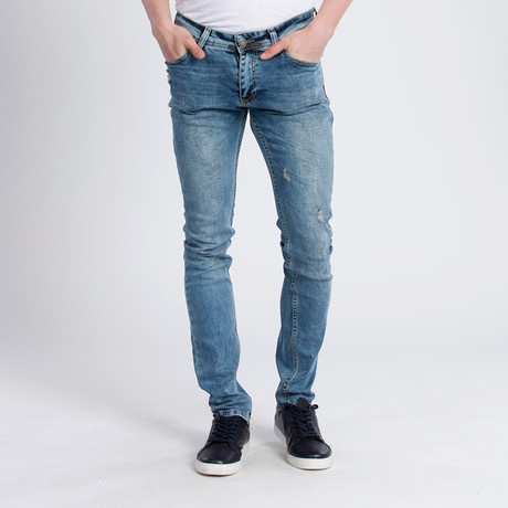 Wes Jeans // Light Blue