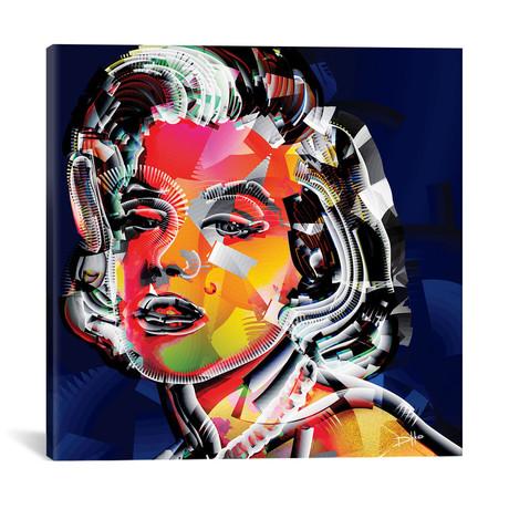 "Marilyn I (18""W x 18""H x 0.75""D)"