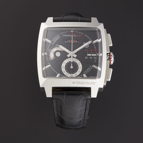 Tag Heuer Monaco Ls Automatic // CAL2110.FC6257 // Store Display