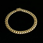 Thick Miami Cuban Bracelet // 6.5mm