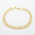 Cuban Bracelet // 7.5mm