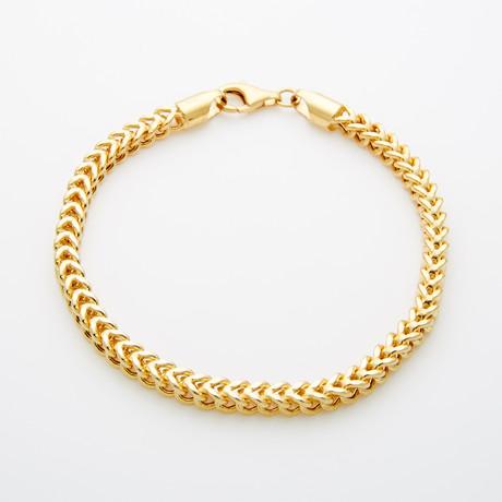 Franco Chain Bracelet