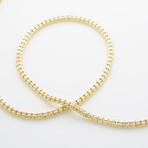 """Cylandro Necklace // 3.5mm (22"""")"""
