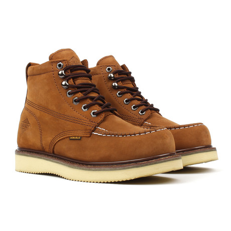 Moc-Toe Boots // Brown (US: 5)