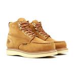 Moc-Toe Boots // Gold (US: 6.5)