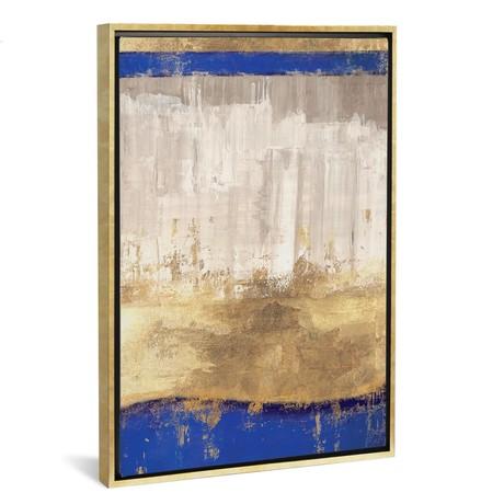 Indigo Abstract I // PI Galerie