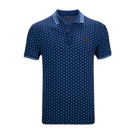 Saint Paul Polo Shirt SS // Marine