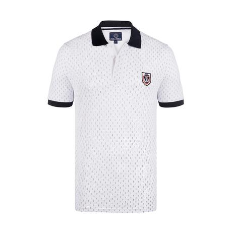 Marshall Polo Shirt SS // White