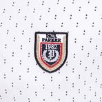 Marshall Short Sleeve Polo Shirt // White (M)