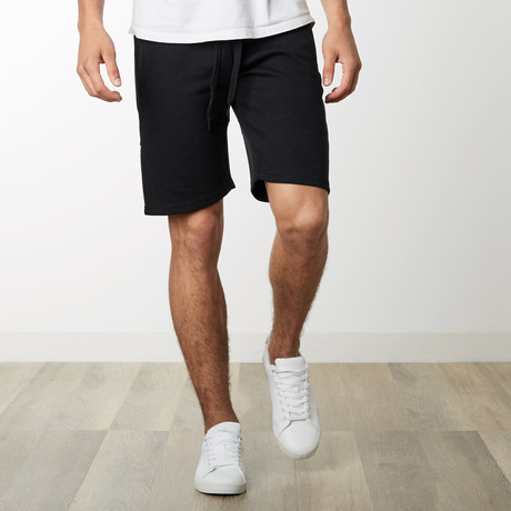 Tech Fleece High Grade Mesh Accent Shorts // Black (S)