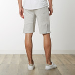 Tech Fleece High Grade Mesh Accent Shorts // Heather Gray (L)