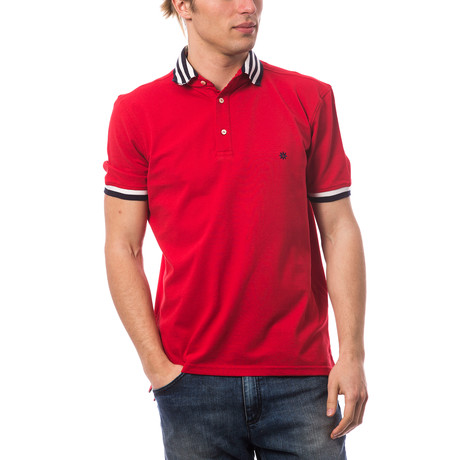 Polo Piquet M/M Ben // Red
