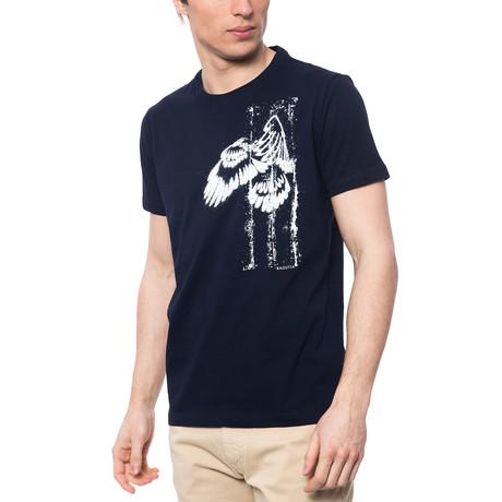 T-Shirt Giro M/M Eagle // Blue