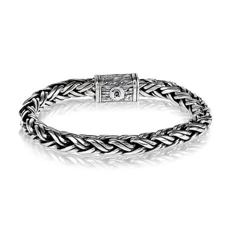 Contemporary Chain Bracelet // 7mm