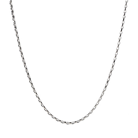 Link Chain Necklace (24 Inch)