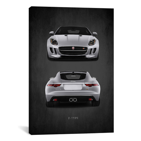 Jaguar F-Type, Front & Back