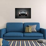 "Jaguar E-Type // Mark Rogan (18""W x 12""H x 0.75""D)"