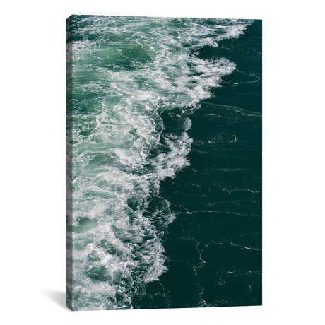 "Waves I // Olivia Joy StClaire (18""W x 26""H x 0.75""D)"