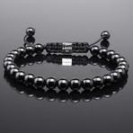 Minimal Onyx Bracelet (S)